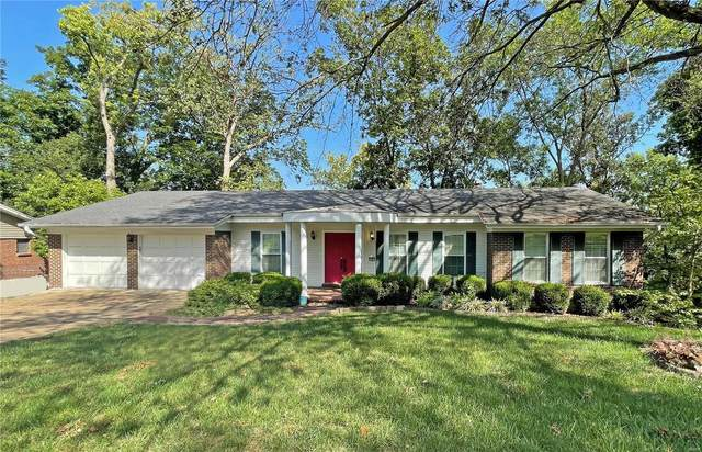 11921 Bardmont Drive, St Louis, MO 63126 (#21052056) :: Parson Realty Group