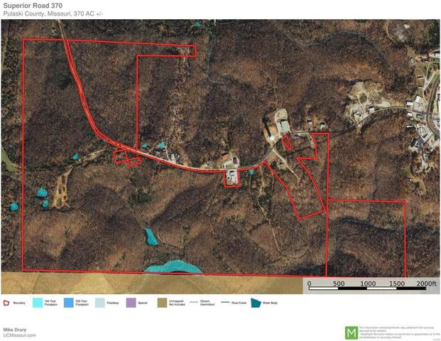 17650 Superior Road, Saint Robert, MO 65584 (#21052075) :: Matt Smith Real Estate Group