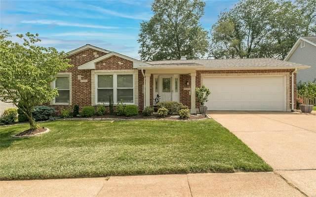 13454 Land O Woods, Chesterfield, MO 63141 (#21052400) :: PalmerHouse Properties LLC