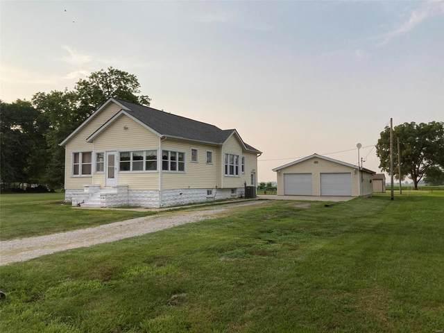 401 Crocker Road, CARLYLE, IL 62231 (#21052515) :: RE/MAX Vision