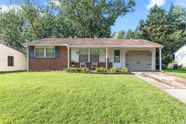 6 Hill Place, Wentzville, MO 63385 (#21052536) :: Kelly Hager Group   TdD Premier Real Estate