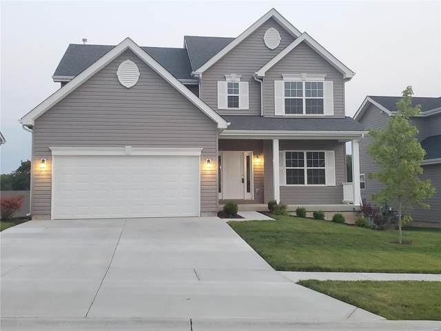 4 Windrush Court, O'Fallon, MO 63366 (#21052561) :: Kelly Hager Group | TdD Premier Real Estate