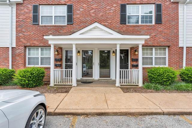9206 Eager, St Louis, MO 63144 (#21052584) :: Reconnect Real Estate