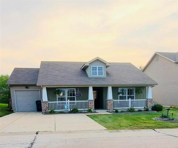 112 Killdeer, Moscow Mills, MO 63362 (#21052654) :: St. Louis Finest Homes Realty Group