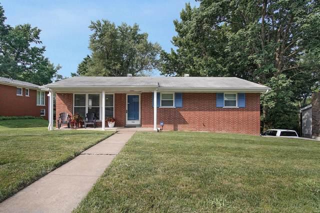 116 Pamela Drive, Belleville, IL 62223 (#21052707) :: Blasingame Group | Keller Williams Marquee