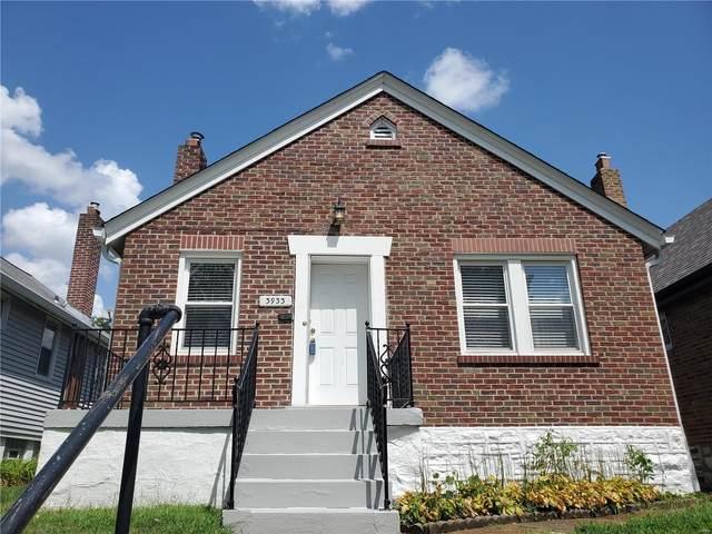 3933 Eiler Street, St Louis, MO 63116 (#21052713) :: Clarity Street Realty