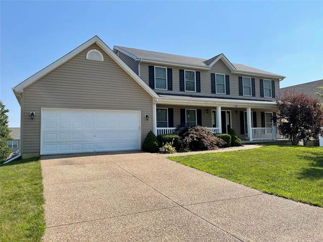 2146 Asher Court, Saint Peters, MO 63376 (#21052823) :: Parson Realty Group