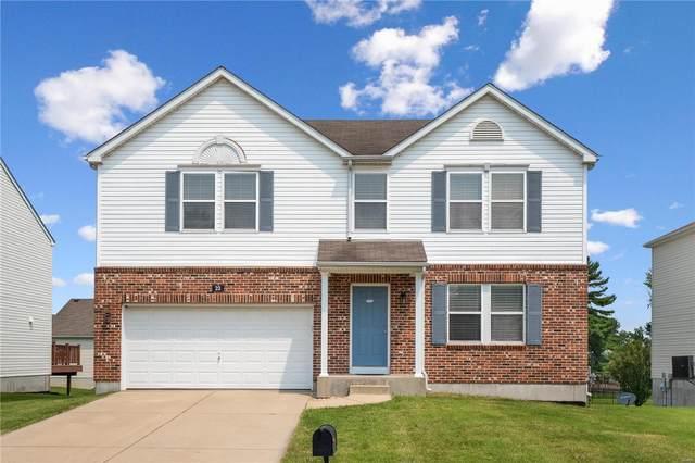 23 Westhaven Meadows Drive, Belleville, IL 62220 (#21052889) :: Century 21 Advantage