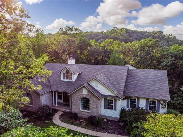 209 Lakeview Drive, Eureka, MO 63025 (#21053121) :: The Becky O'Neill Power Home Selling Team