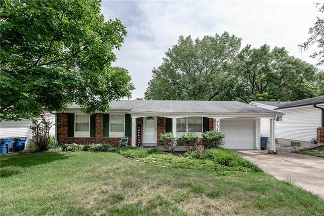 2534 Wesford Drive, Maryland Heights, MO 63043 (#21053139) :: Clarity Street Realty