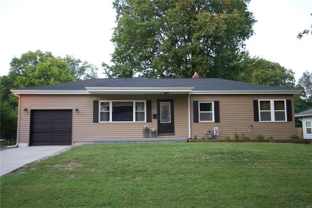 6921 W C Street, Belleville, IL 62223 (#21053377) :: Fusion Realty, LLC