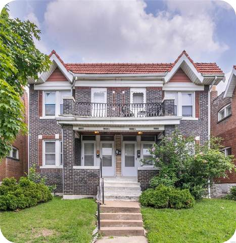 2208 Portis Avenue, St Louis, MO 63110 (#21054030) :: Clarity Street Realty