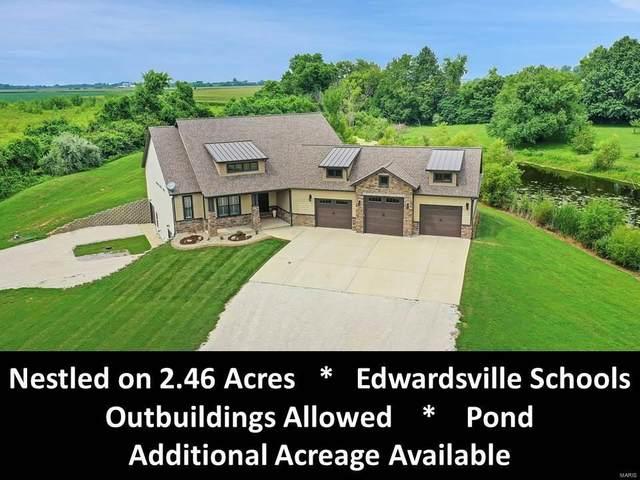 9 Stonehill Ct., Edwardsville, IL 62025 (#21054218) :: Hartmann Realtors Inc.