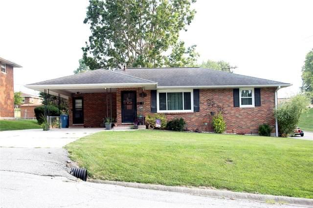 2901 Gilbert, Alton, IL 62002 (#21054291) :: RE/MAX Vision