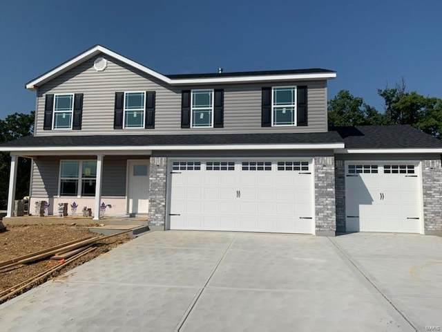 205 Huntleigh Parkway, Wentzville, MO 63385 (#21054663) :: Clarity Street Realty