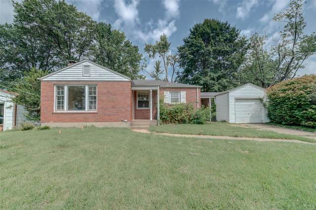 2831 Darwin, St Louis, MO 63121 (#21054683) :: Terry Gannon | Re/Max Results