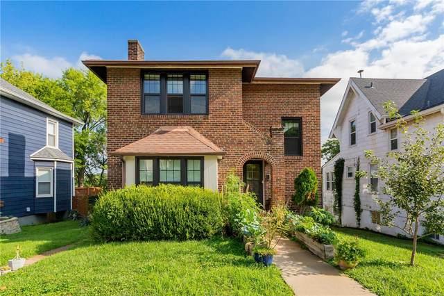 7473 Wise Avenue, St Louis, MO 63117 (#21054684) :: Jenna Davis Homes LLC
