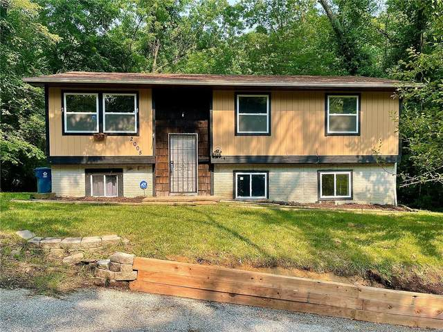 2005 Hickory Street, Alton, IL 62002 (#21054714) :: St. Louis Finest Homes Realty Group