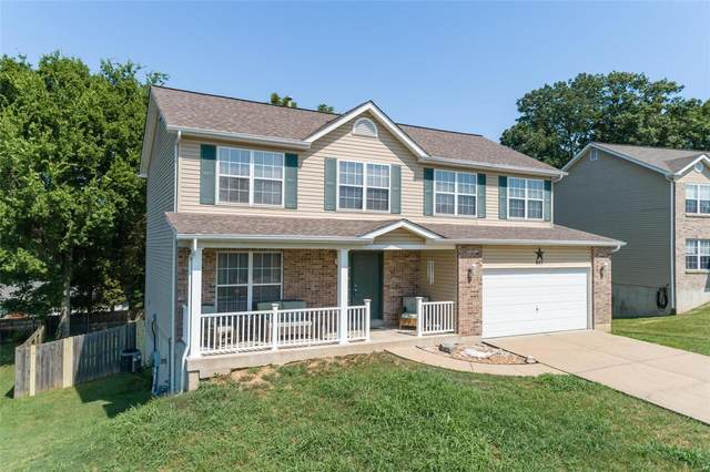 847 Riverview Dr., Pevely, MO 63070 (#21054833) :: Clarity Street Realty