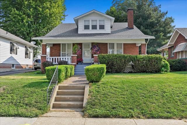 110 S Virginia Avenue, Belleville, IL 62220 (#21055179) :: Parson Realty Group