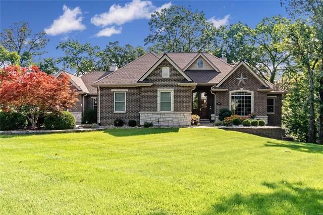 4806 Brooke Street, Wentzville, MO 63385 (#21055249) :: Realty Executives, Fort Leonard Wood LLC