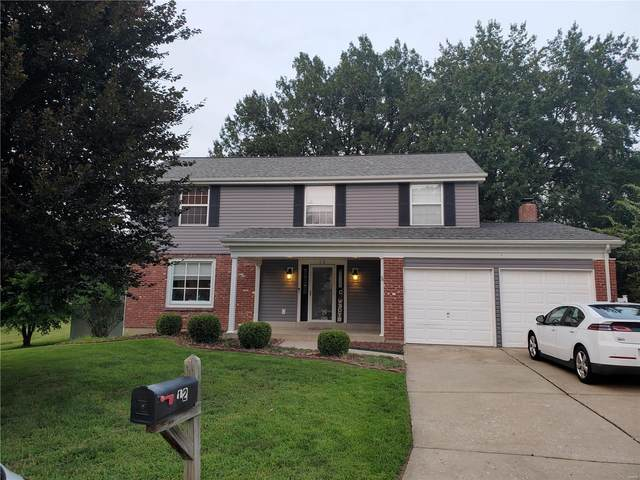 12 Carriage Way East, Saint Peters, MO 63376 (#21055263) :: Parson Realty Group