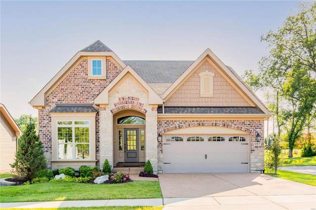 957 Grand Reserve Drive, Chesterfield, MO 63017 (#21055502) :: Clarity Street Realty