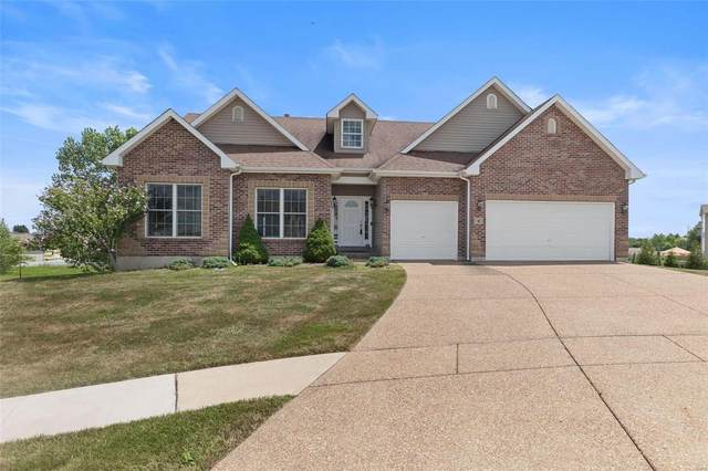 4 Olympic Park Court, Wentzville, MO 63385 (#21055526) :: Terry Gannon | Re/Max Results
