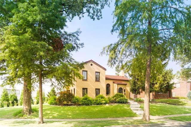 1291 Arch Terrace, St Louis, MO 63117 (#21055602) :: Hartmann Realtors Inc.