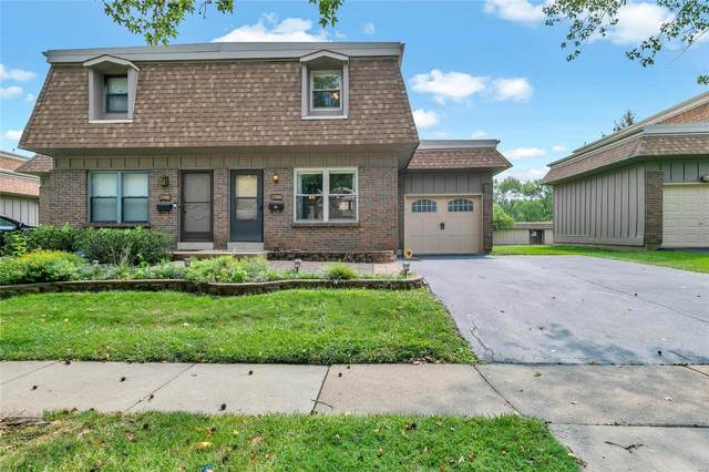 2386 Charlemagne Drive, Maryland Heights, MO 63043 (#21055674) :: St. Louis Finest Homes Realty Group