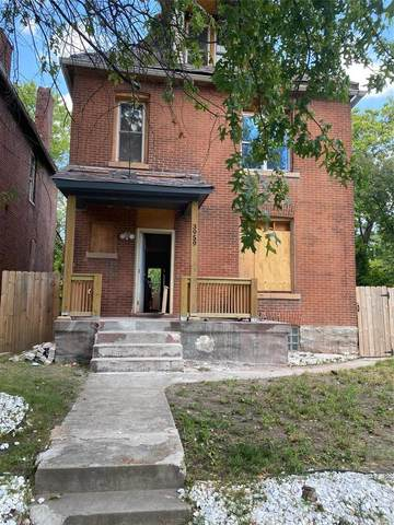 3959 Maffitt Avenue, St Louis, MO 63113 (#21056220) :: Parson Realty Group