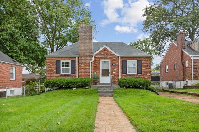 4828 Hershey Drive, St Louis, MO 63123 (#21056366) :: Clarity Street Realty