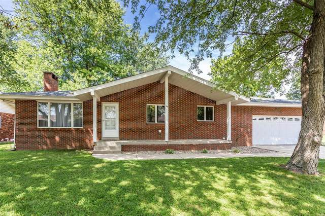 95 Sunflower Drive, Highland, IL 62249 (#21056529) :: Parson Realty Group