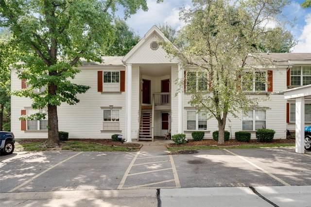 741 Sugar Glen Drive #62NDFL, Saint Peters, MO 63376 (#21056672) :: Friend Real Estate