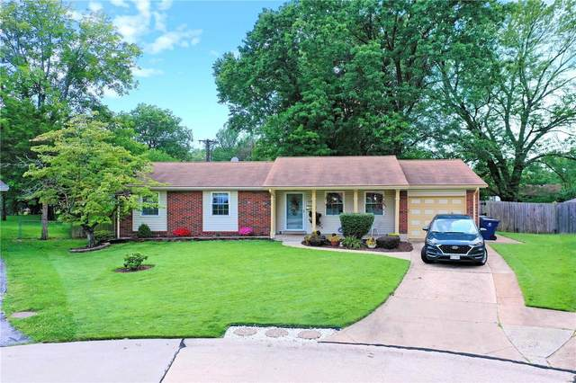 2140 E Humes Lane, Florissant, MO 63033 (#21056749) :: The Becky O'Neill Power Home Selling Team