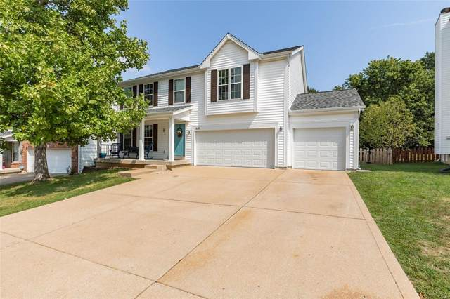 1019 Scenic Oaks Ct, Imperial, MO 63052 (#21056951) :: The Becky O'Neill Power Home Selling Team