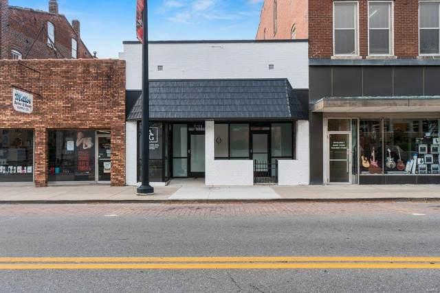 529 531 Broadway, Cape Girardeau, MO 63701 (#21057071) :: Clarity Street Realty