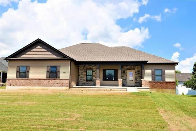 860 Valley Brook Drive, Farmington, MO 63640 (#21057100) :: Parson Realty Group