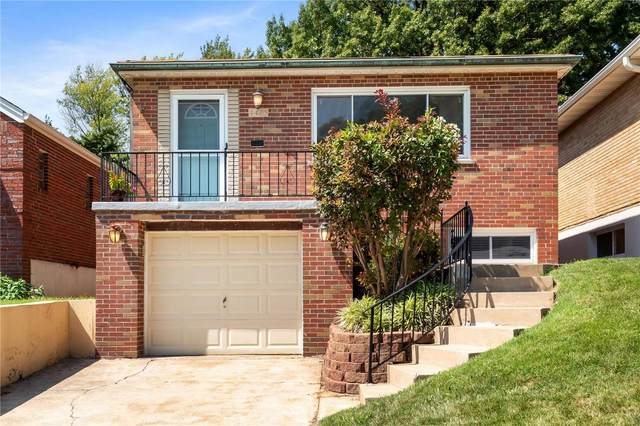 4425 Sulphur Avenue, St Louis, MO 63109 (#21057200) :: Parson Realty Group