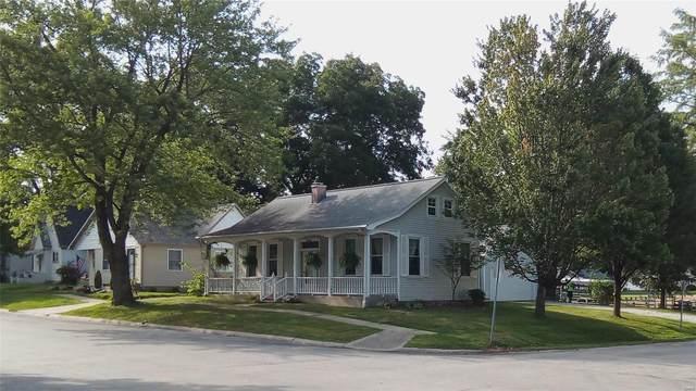 1511 Fairfax Street, CARLYLE, IL 62231 (#21057432) :: Clarity Street Realty