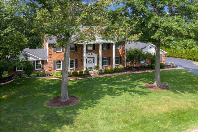 14026 Clairette, Town and Country, MO 63017 (#21057448) :: The Becky O'Neill Power Home Selling Team