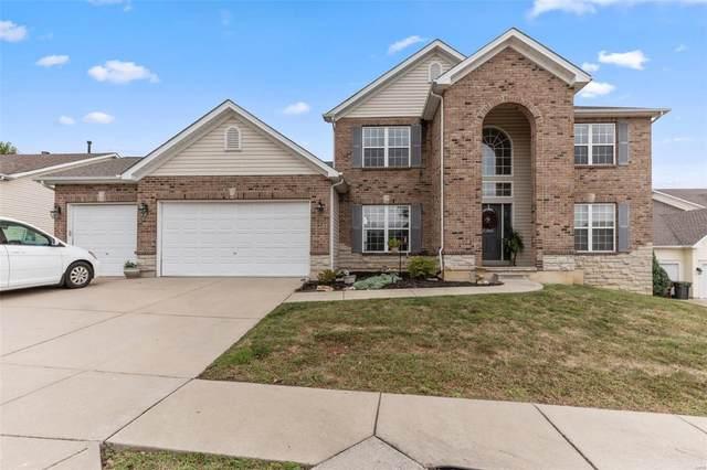 82 Aspen Ridge, Saint Peters, MO 63376 (#21057710) :: Matt Smith Real Estate Group