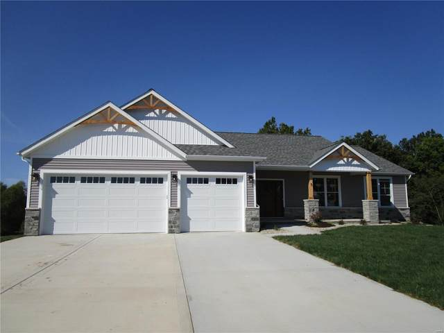 5 Mullford Way, Troy, IL 62294 (#21057917) :: Mid Rivers Homes