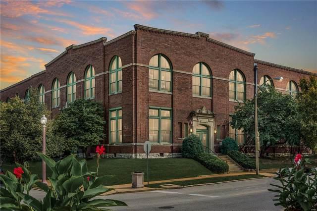 4242 Laclede Avenue #109, St Louis, MO 63108 (#21058089) :: Friend Real Estate