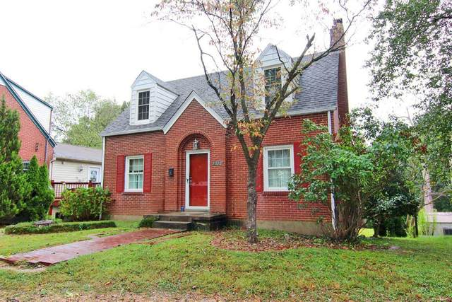 1336 Perryville Road, Cape Girardeau, MO 63701 (#21058104) :: Clarity Street Realty