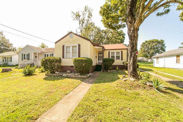 716 Ethel Street, Poplar Bluff, MO 63901 (#21058520) :: Parson Realty Group