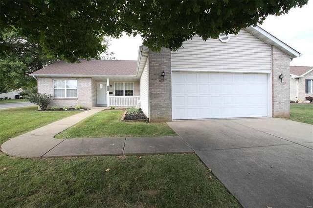 949 Holyoke Drive, Shiloh, IL 62269 (#21058522) :: Fusion Realty, LLC