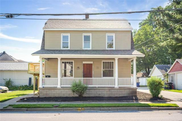 1509 W Clark Street, Saint Charles, MO 63301 (#21059001) :: Parson Realty Group