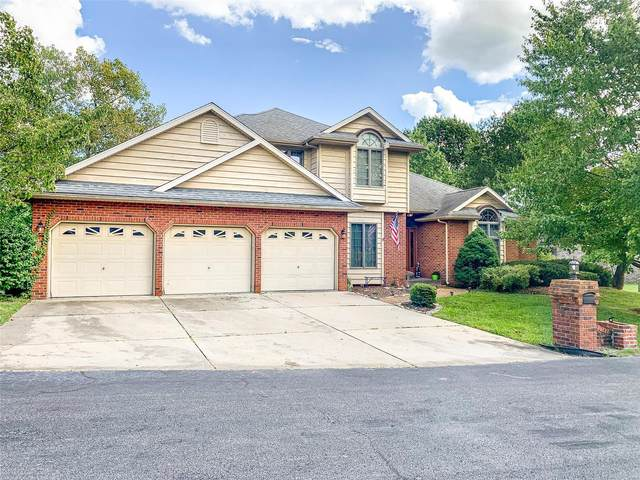 339 Jubaka, Fairview Heights, IL 62208 (#21059098) :: Parson Realty Group