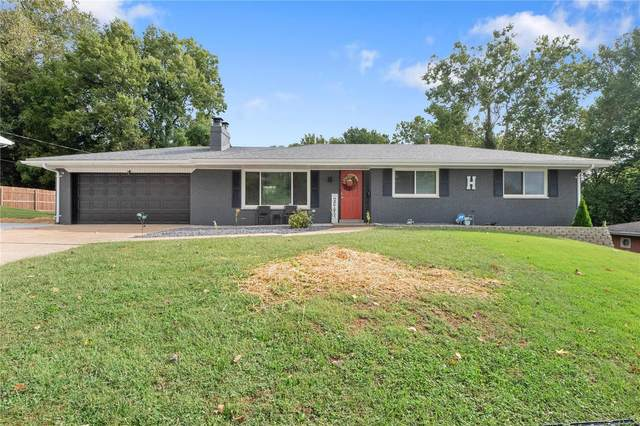705 Carl Street, Collinsville, IL 62234 (#21059162) :: Parson Realty Group